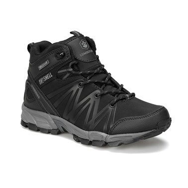 Lumberjack Erkek Çocuk Siyah Outdoor Ayakkabı 100420821  Siyah